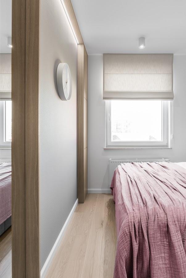 Projekt mieszkania Wojsz Studio Zdjęcia: Fotomohito