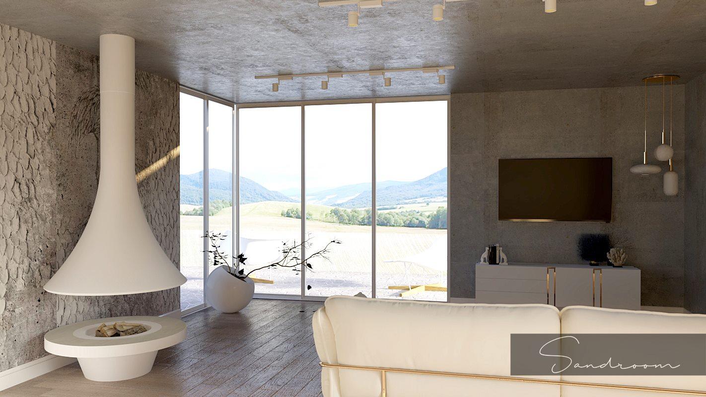 Łazienka | Dom w Beskidach