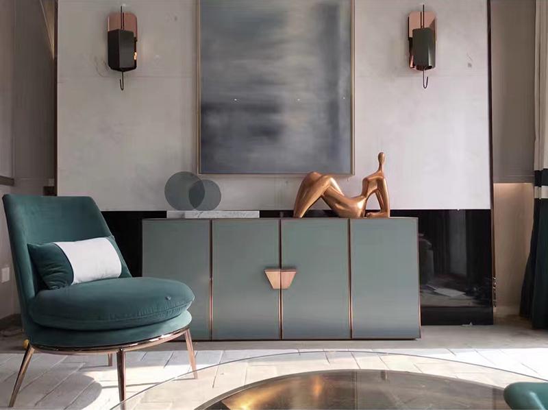 Salon w stylu nowoczesnym eklektycznym