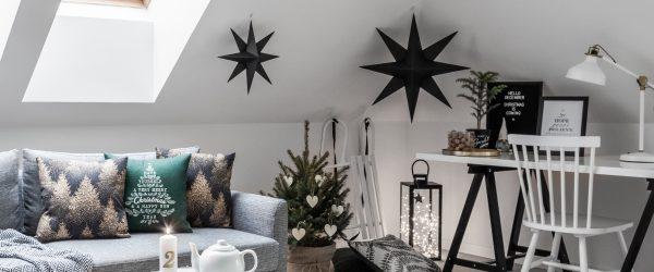 Bożonarodzeniowe dekoracje domu | Źródło: @tam_i_tu