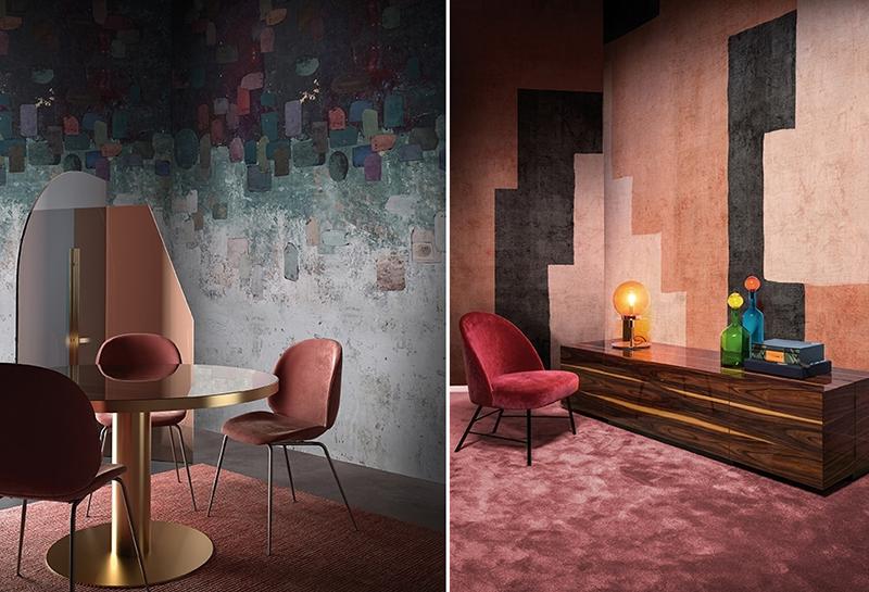 Tapety Wall & Deco są dostępne w naszych showroomach