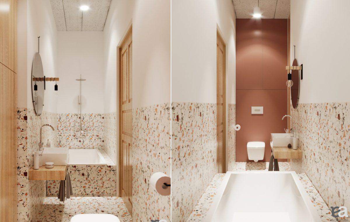 Projekt łazienki NicaDesign