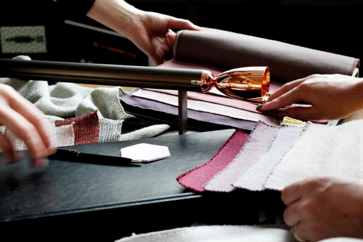 Nasi styliści pomogą Ci w doborze tkaniny idealnej do Twojego wnętrza