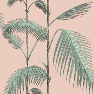 Tapeta Palm Leaves, kolekcja Icons, Cole & Son