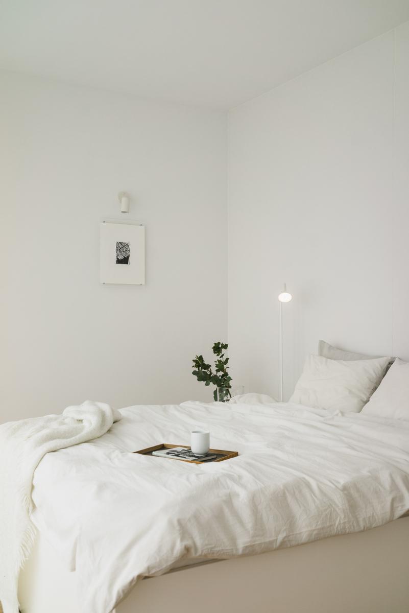 Sypialnia   proj. MAP, zdj. PION