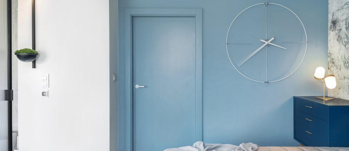 Sypialnia | proj. Hamak, zdj. Tom Kurek