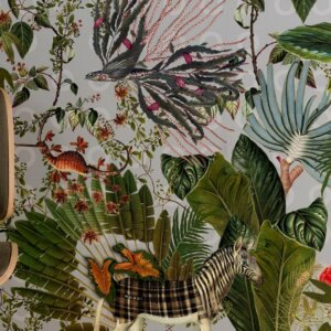 Tapeta Arte Moooi Wallcovering Extinct Animals MO2073