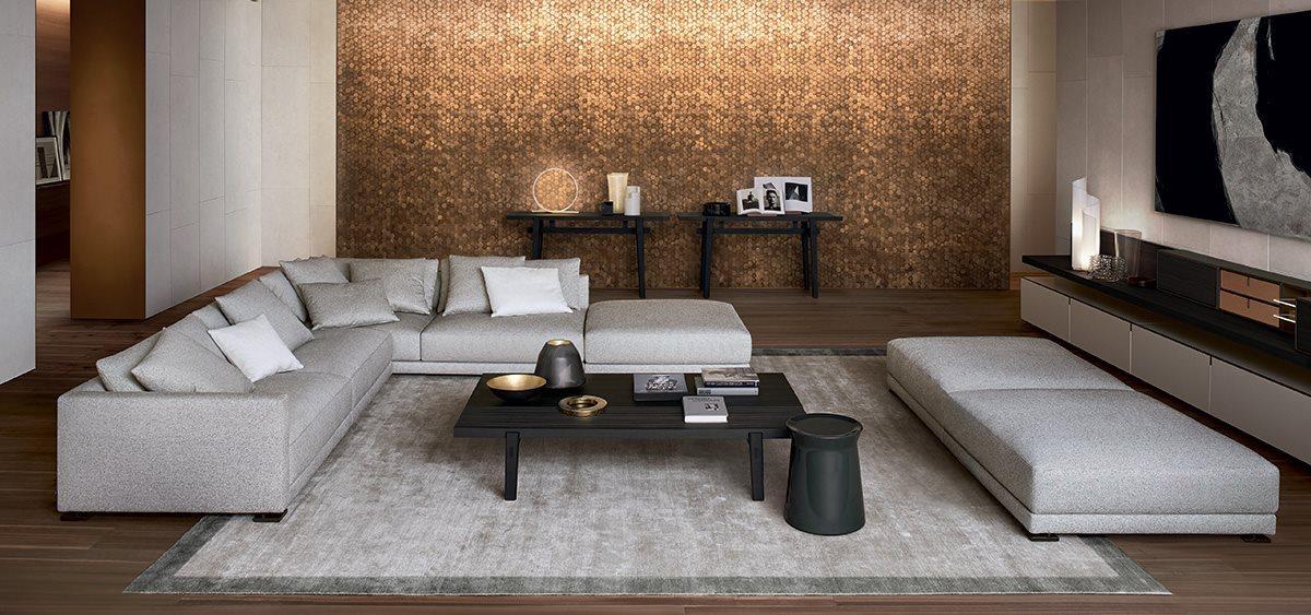 Włoskie meble marki Poliform są dostępne w naszych showroomach: Internity Home i Prodesigne