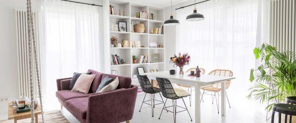 Salon | proj. Dash Interiors