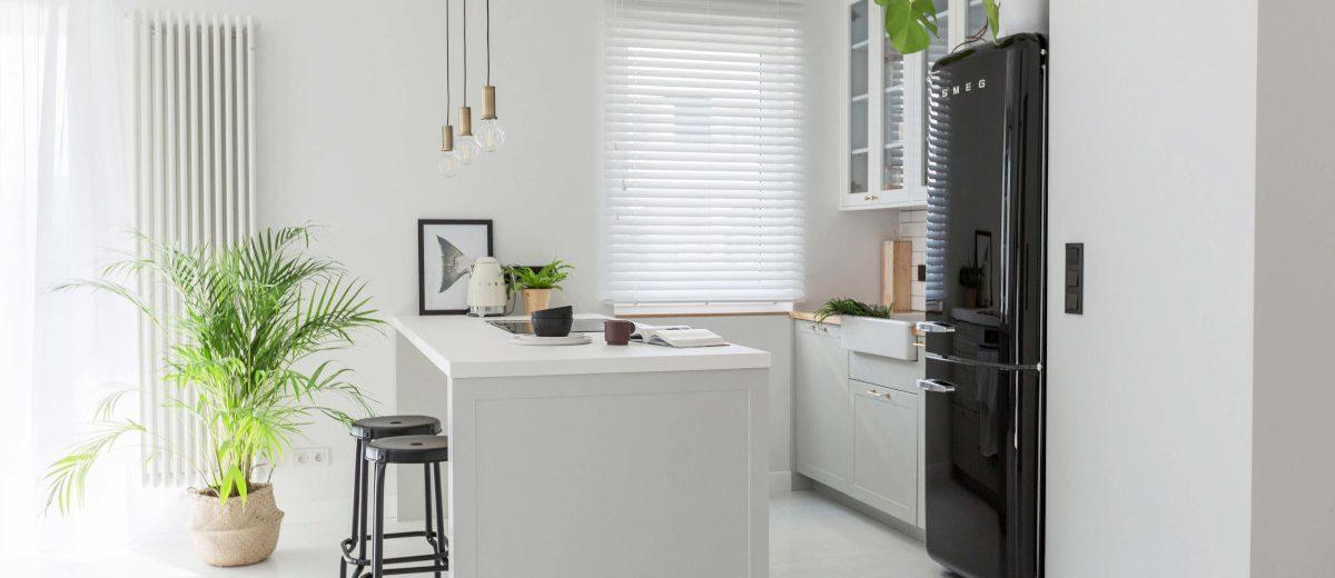 Skandynawska kuchnia | proj. Dash Interiors