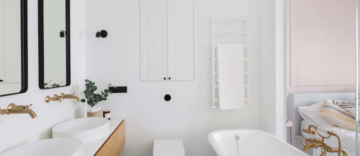 Łazienka | proj. Dash Interiors