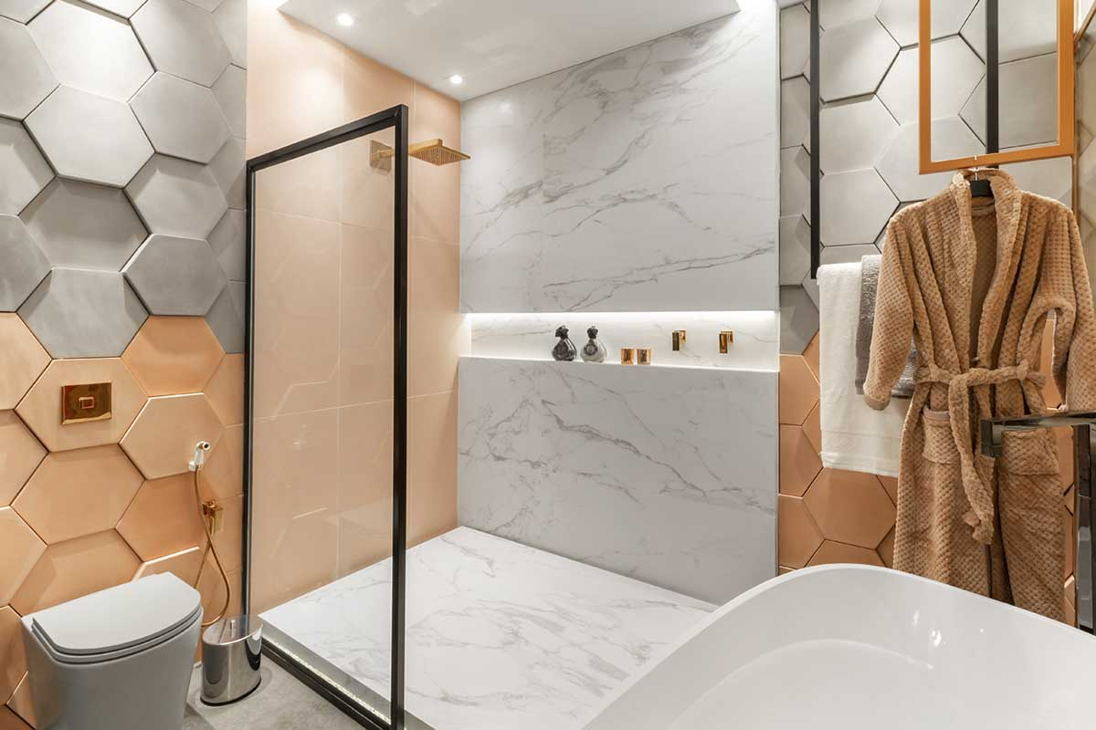 Carrara płytki marmurowe w jakości premium