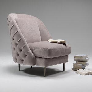 Fotel Nicoline Cicladi