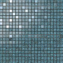 Płytki Atlas Concorde Marvel Gems Terrazzo Blue Micromosaico