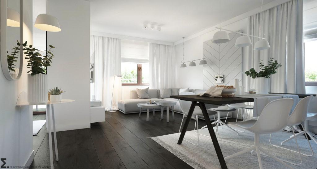 Projekt domu Elementy Studio Architektury
