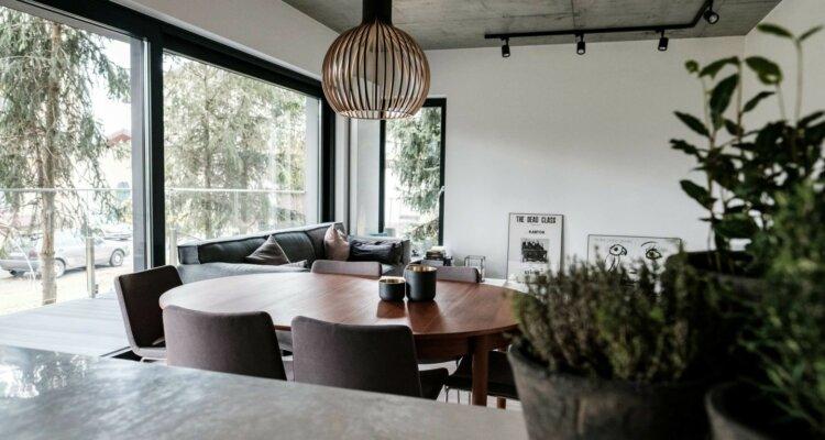 Połączenie stylu skandynawskiego i industrialnego   proj. NOWW Studio