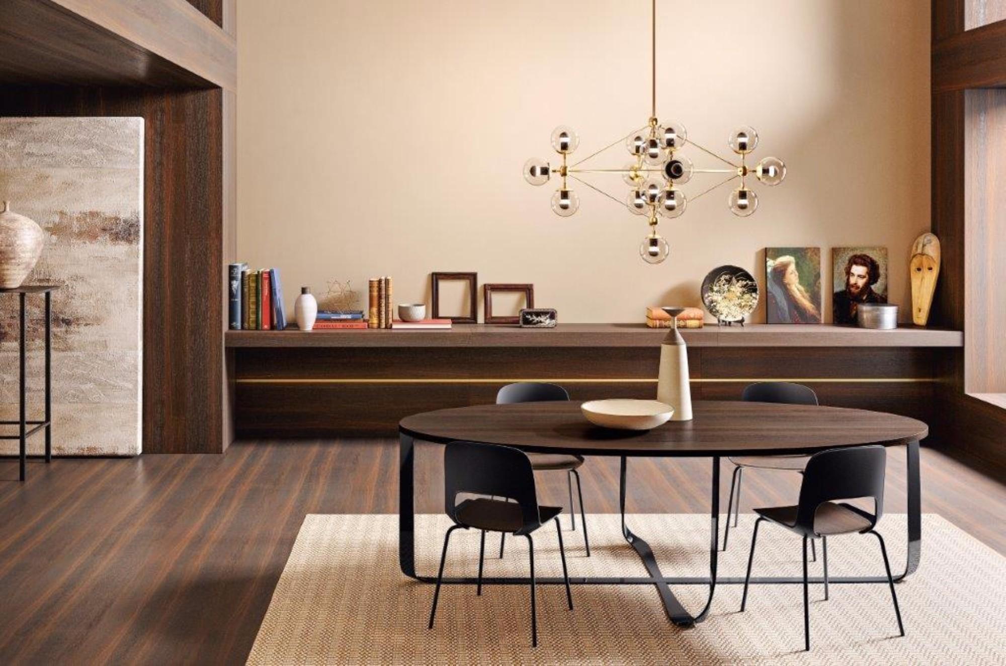 stół w stylu art deco pianca