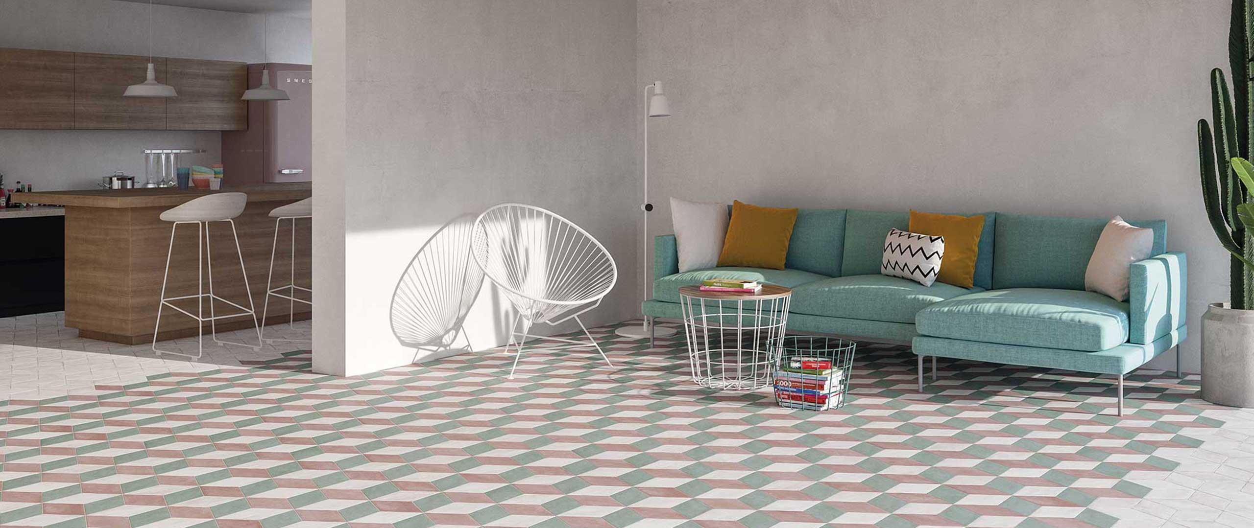 Płytki Wow Design kolekcja Mud dostępna w Internity Home i Pordesigne