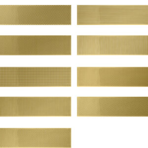 Płytki Wow Design kolekcja GRADIENT DECOR Gold Gloss