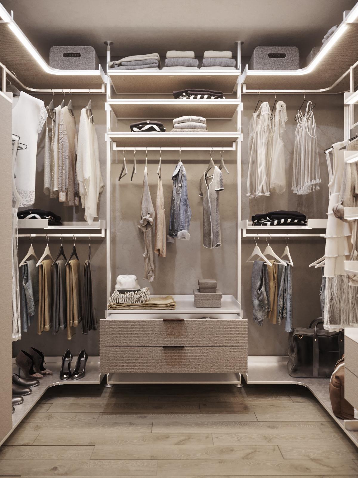 Styl naturalny w garderobie w towrzystwie srebrzystej szarości 2019