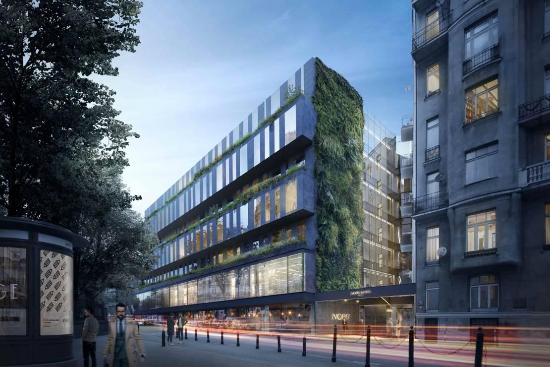 Robert De Niro otwiera hotel w Warszawie. Pierwszy taki w Europie