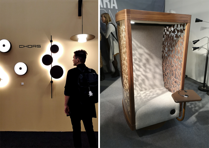 Stockholm Furniture Fair 2019 | zdj. MAKA.studio