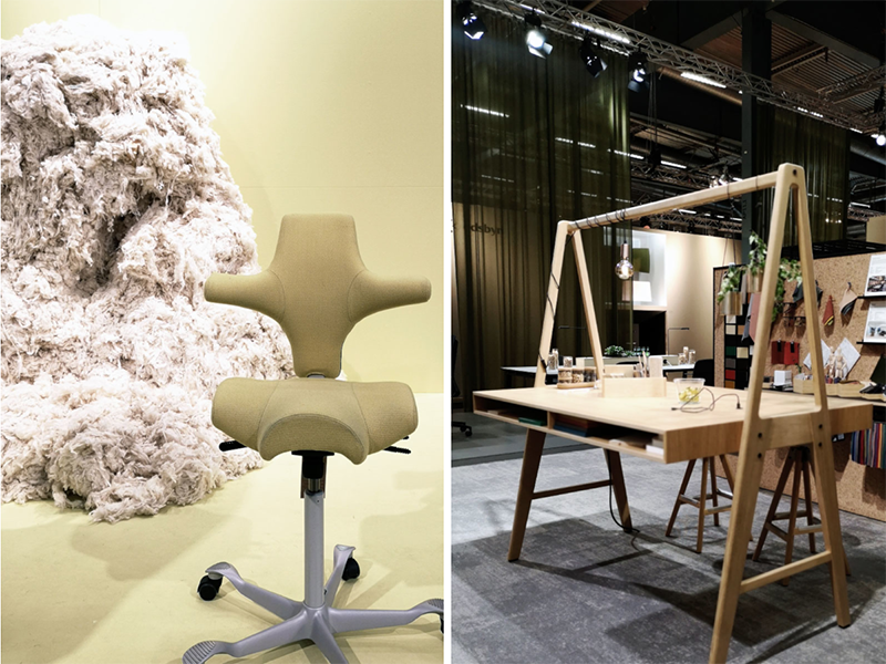 Stockholm Furniture Fair 2019 | zdjęcie: MAKA.studio