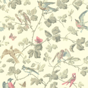 Tapeta Winter Birds, Cole & Son