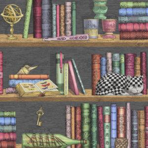Tapeta Cole & Son Libreria 114/13025 Fornasetti Senza Tempo