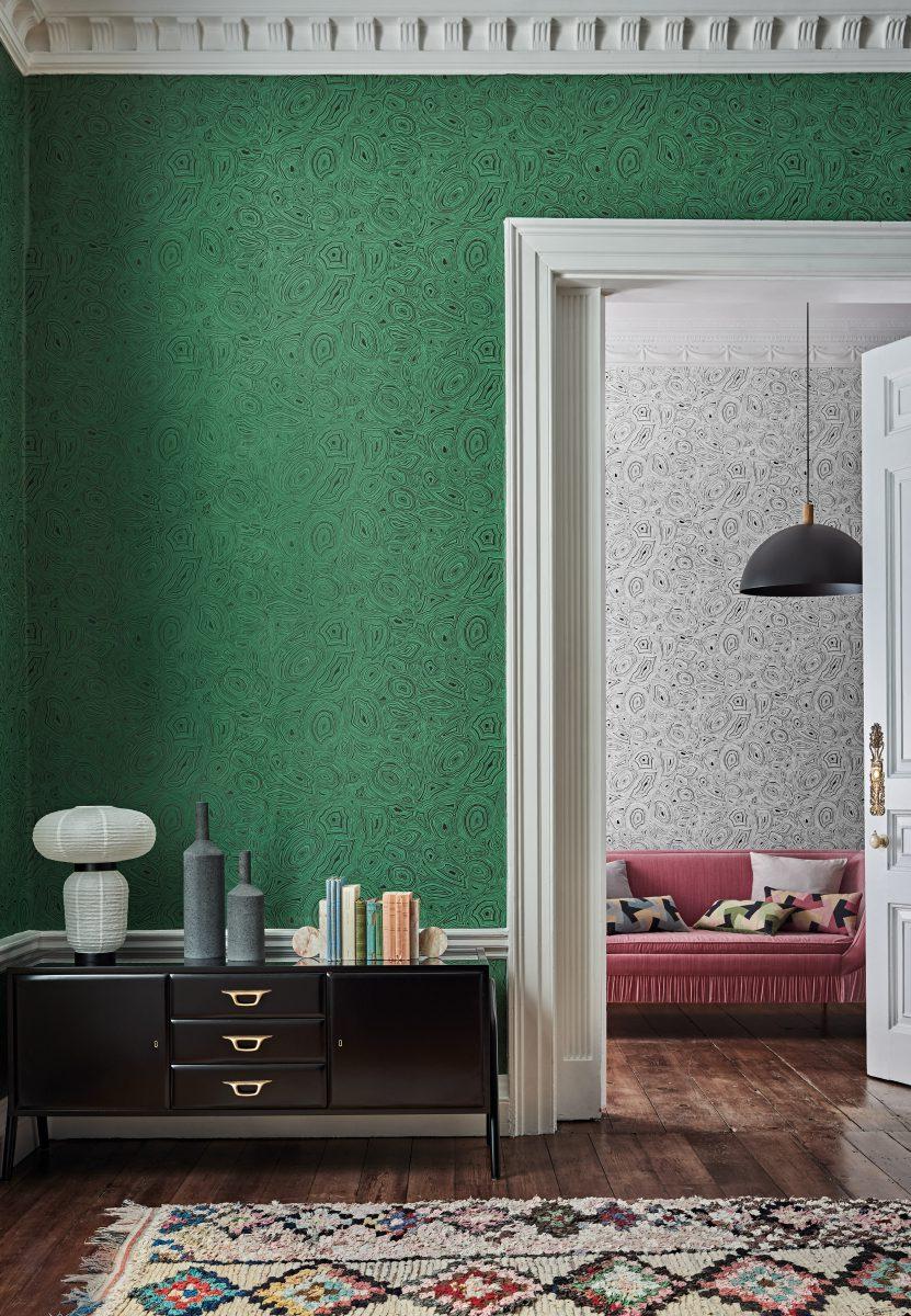 Tapety Cole & Son to niezwykła dekoracja każdego wnętrza