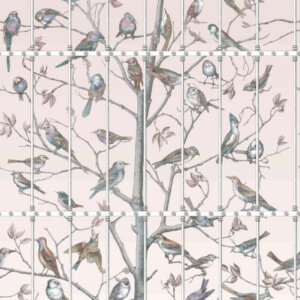 Tapeta Cole & Son Uccelli 114/11022 Fornasetti Senza Tempo