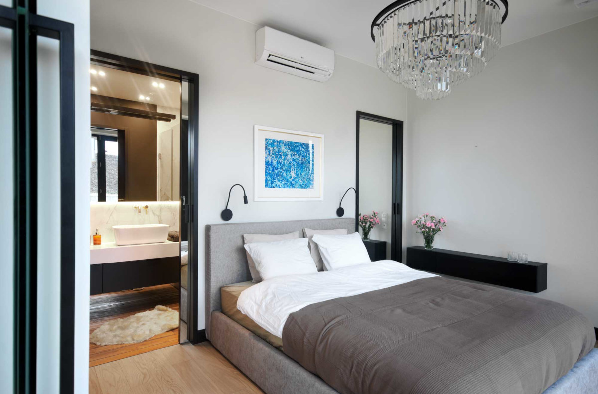 Sypialnia | proj. Soma Architekci
