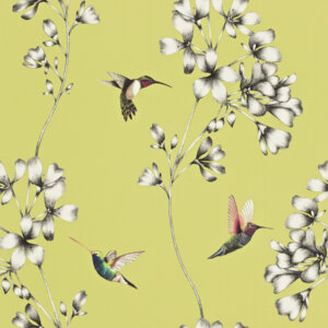 Tapeta Harlequin kolekcja Amazilia (Gooseberry)