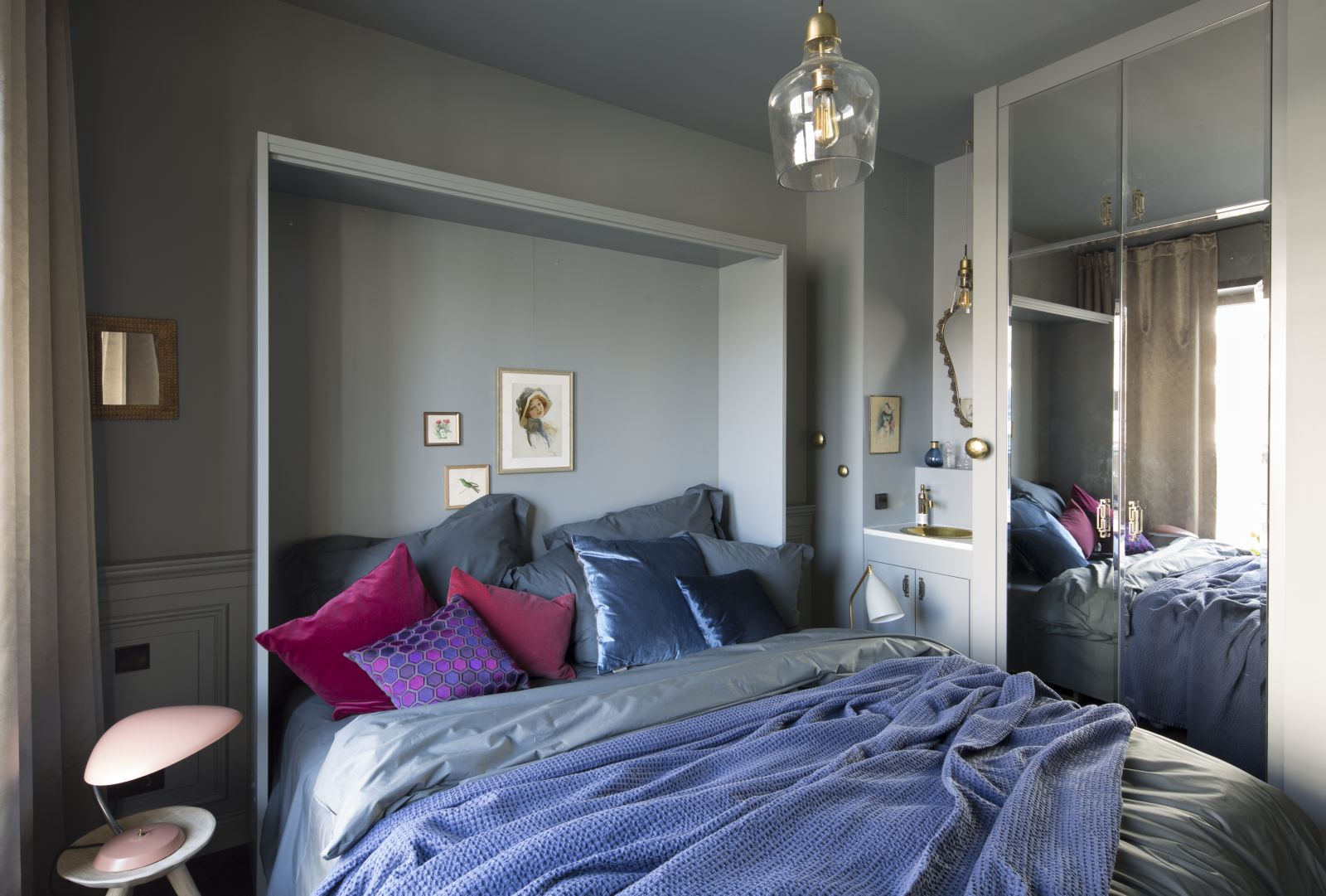 Mała Sypialnia W Wielkim Stylu Najpiękniejsze Projekty