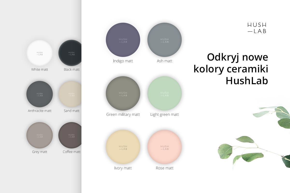 kolorowa ceramika hushlab