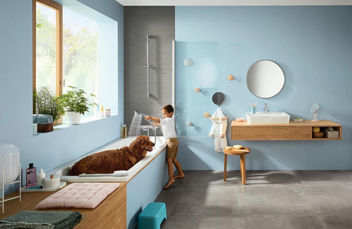 Nowa kolekcja Croma E marki Hansgrohe jest już dostępna w showroomach z grupy Internity Home