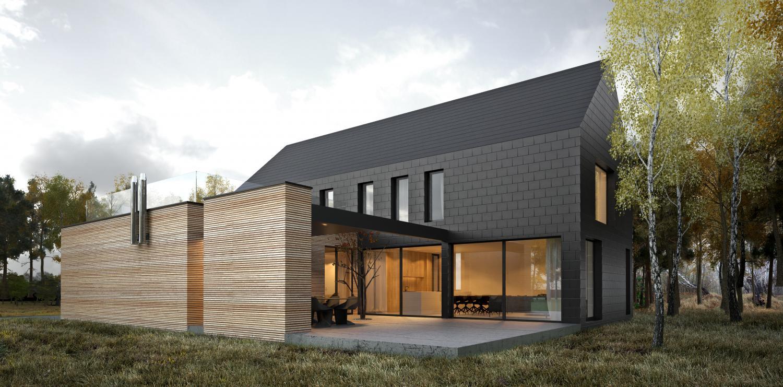 DARK PLATE HOUSE