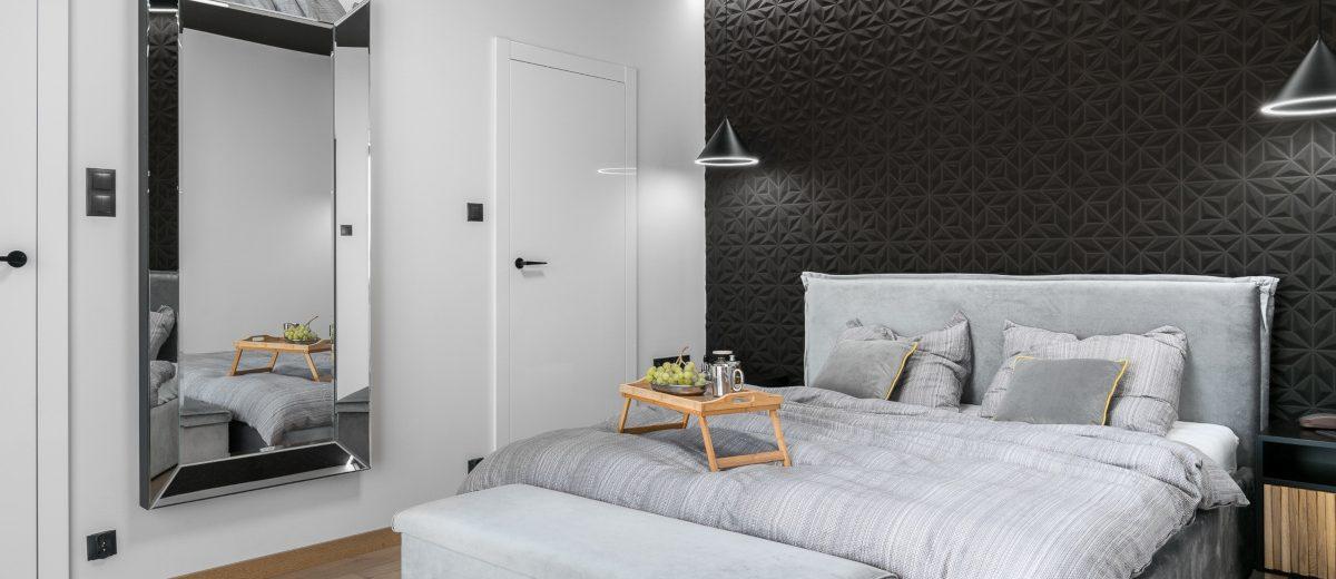 Projekt sypialni: Studio Projekt, zdj. Fotomohito