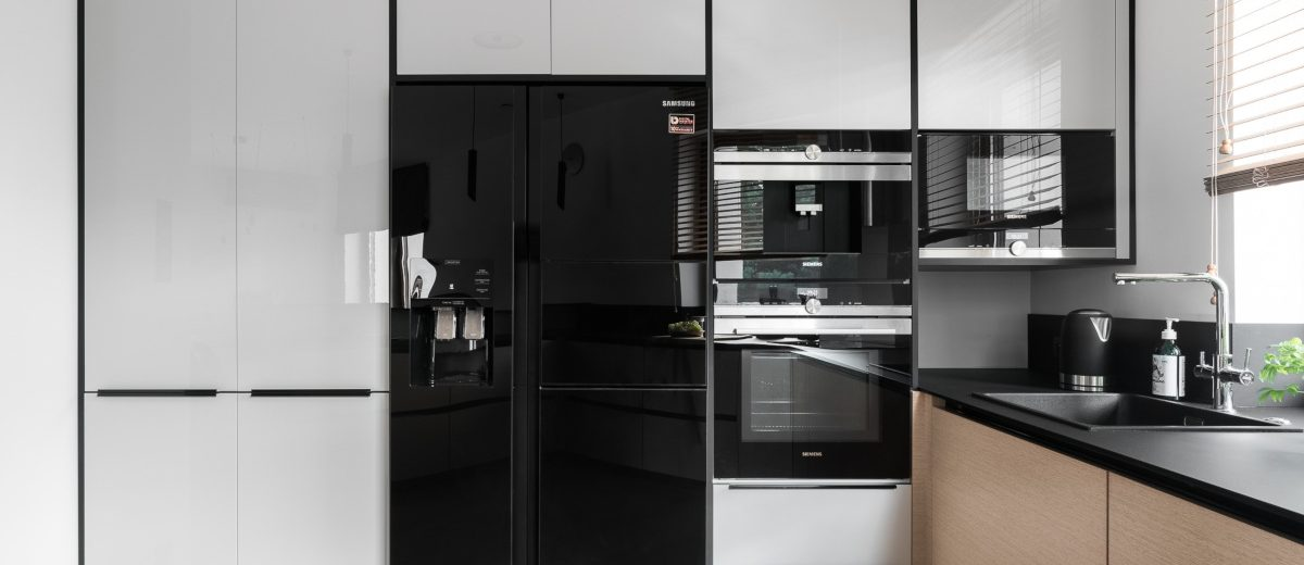 Projekt kuchni Studio Projekt (zdj. Fotomohito)