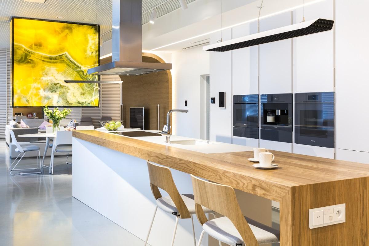 Apartament pokazowy ABB Living Space(R) Experience | proj. Megart Design | Kliknij, żeby zobaczyć cały projekt