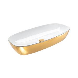 Umywalka nablatowa Catalano kolekcja Gold & Silver 80×40