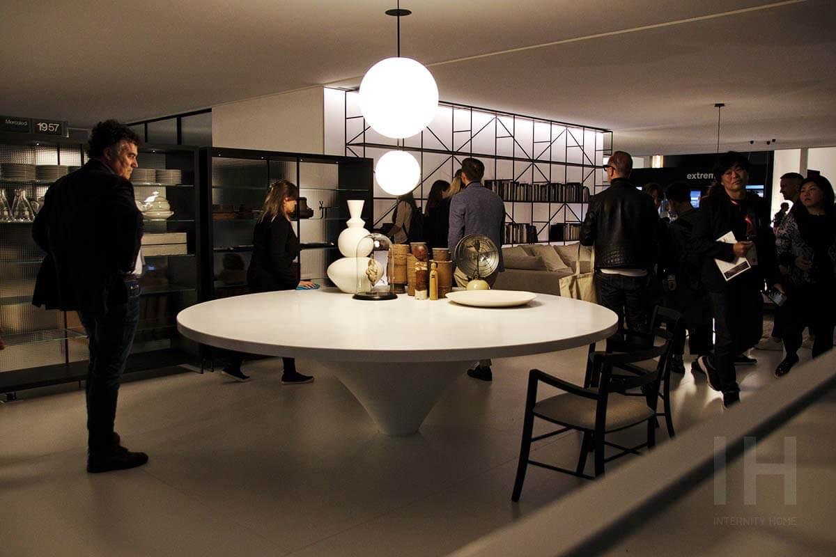 Jak zwykle targi w Mediolanie reprezentowały design na najwyższym poziomie
