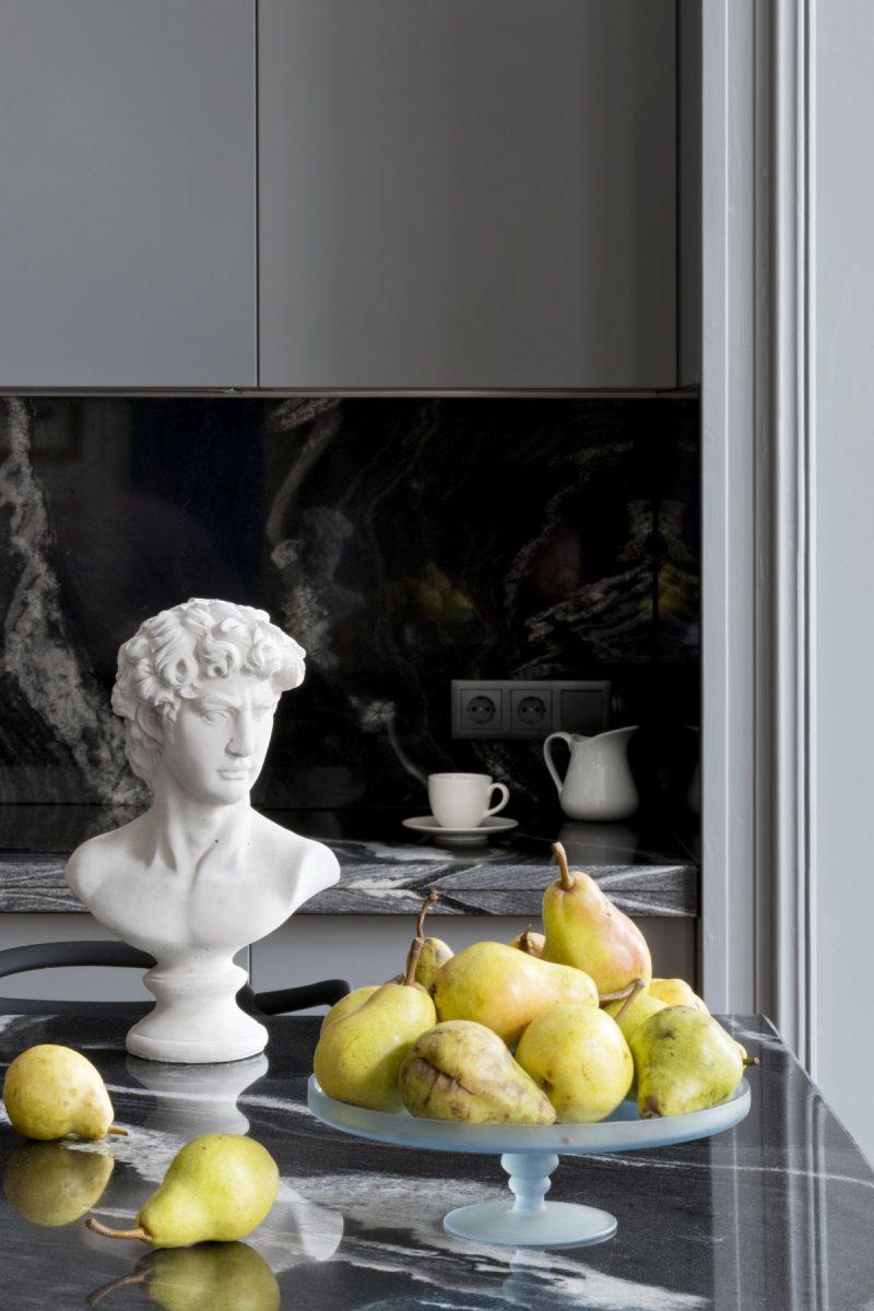 Szlachetne dekoracje w kuchni | Fot. mat. prasowe