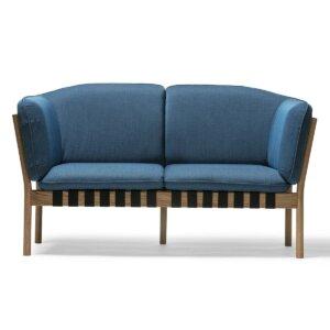 Sofa dwuosobowa TON Dowel