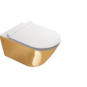 Catalano Wc kolekcja Gold & Silver Newflush 55×35