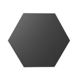 Płytka podłogowa Wow Design Hexa Flor, kolor Graphite Matt