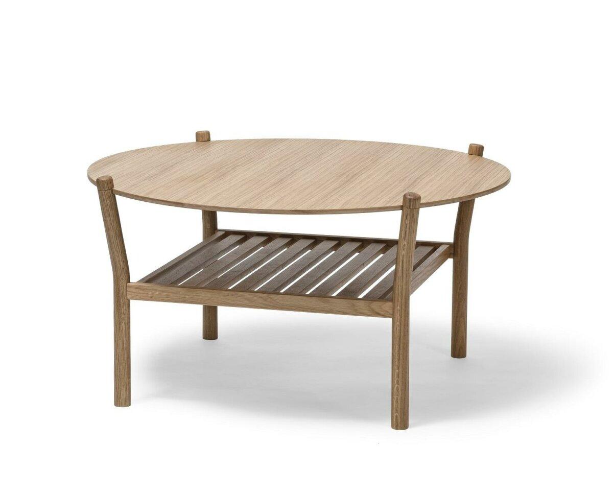 stolik kawowy drewniany Ton