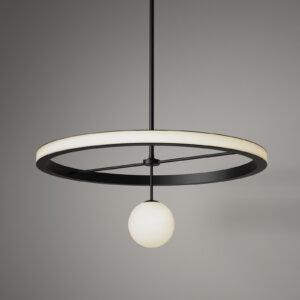 Lampa wisząca ARETI kolekcja Ring