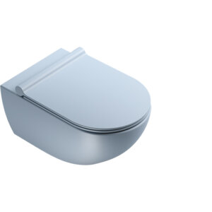 Miska WC Catalano kolekcja COLORI Newflush 54×35 – cod.1VSF54RAS
