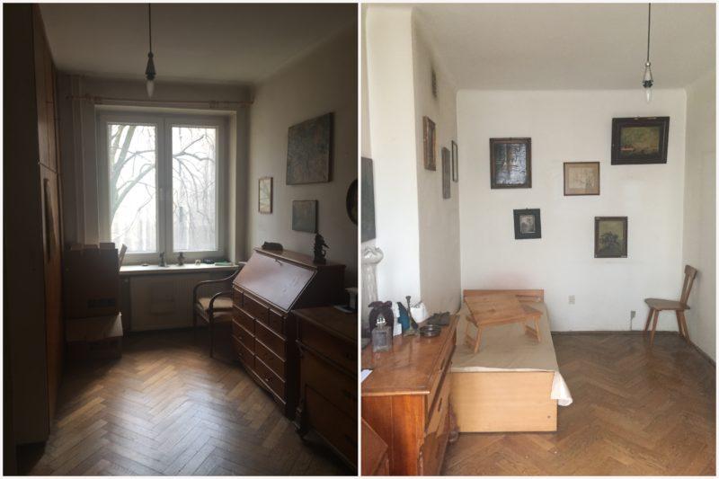 Metamorfoza mieszkania pisarza Tadeusza Konwickiego | Proj: Dorota Szelągowska